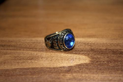 Custom Class Rings Australia
