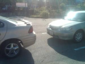 parallel parking practice