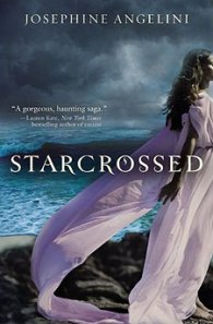 book cover for Starcrossed, Josephine Angelini