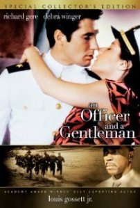 officer and a gentleman cover