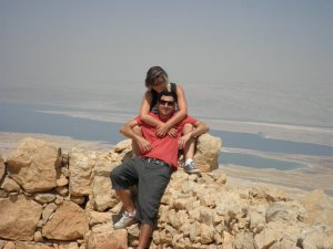 couple in Israel