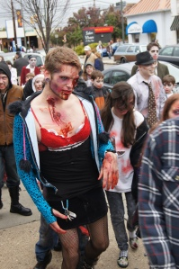 cross dresser zombie