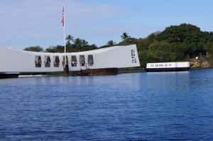 USS Arizona, Pearl Harbor, Hawaii