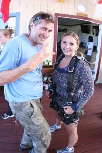 skydiving instructor