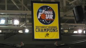VCU Final Four banner