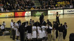 Shaka Smart, VCU basketball game