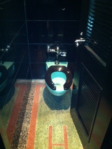 Hermitage hotel bathroom
