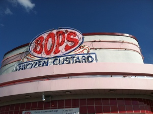 Bop's Frozen Custard Jackson MS
