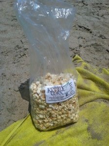 kettle corn Nag's head