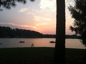 Lake Gaston North Carolina water