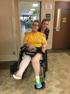 Mom and me hospital